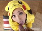 H-Cosplay - Pikachu (EroParadise.com.br)