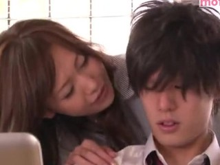Nana Konishi-PGD347 (Office Lady Cosplay Sex)