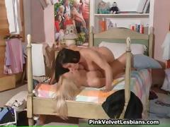 Jo Gets Her Tight Wet Pussy Licked Part2