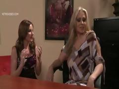 Hot Lesbian Julia Ann And Samantha Ryan