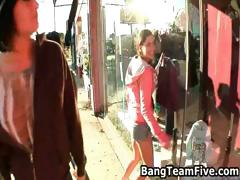 Tory Lane, Madison Ivy And Friend Part1