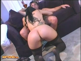 Olivia Olovely Takes Creampie After A Double Penetration Action