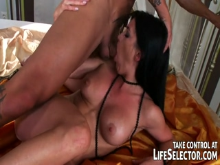 Interactive Anal Fucking With Big Busty Lana Fever
