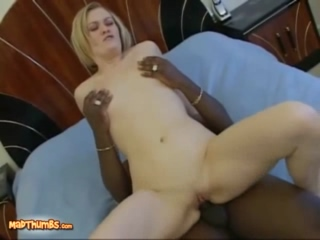 Erika Kole Gets Her Pink Pussy Drilled By A Black Cock