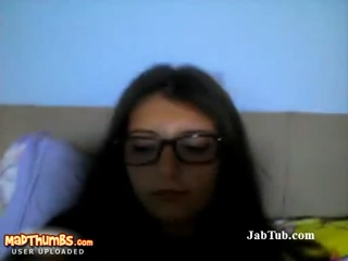 Webcam Teen Play On JabTub 7
