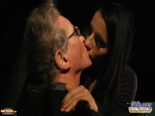 Hot Kerry Pussy Fucked By Old Man