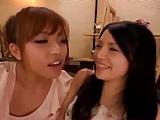 Japanese Lesbians (Josei-tachi indulged in Nampa)