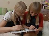They reading a men's fashion magazine.