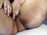 Big thighs, fat lips and wet pussy 1