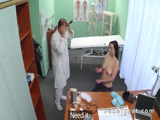 Pierced nipples patient banged