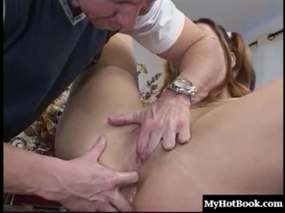 Autumn Haze is a 19year old brunette who loves cock in any hole
