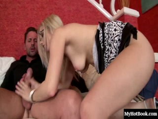 Jessie Volt and her blonde, bisexual girlfriend Katrin Wolf, are going to be