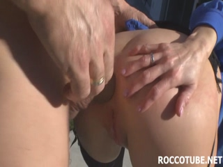 Having sex fun with my slave