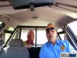 Aidra Fox fucks the arresting officer