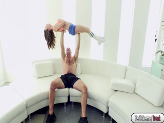 Sexy Riley Reid gets fuck from behind