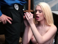 Young Blonde Fuck Xxx Attempted Thieft