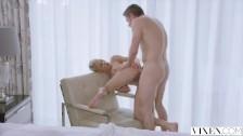 VIXEN Sexy Nympho Can't Help Fucking Her Psychiatrist