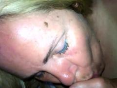 Amateur Blonde Vanessa Cage Gives Pov Blowjob