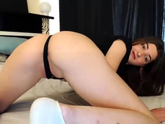 Mouth Watering Teenage Ass On Camboozle
