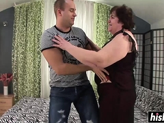 Hot Mature Girl Likes A Young Cock