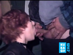Mature Woman Blowbang In Porncinema