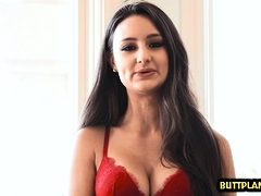 Latin Pornstar Face Fuck With Cum In Mouth