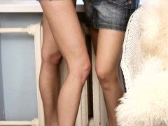 Orina And Minnie In A Nice Lesbian Scene By Sapphic Erotica