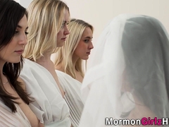 Mormon Lesbian Teen Group