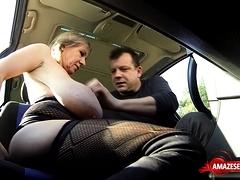 Big Tits Amateur Hardcore And Cumshot