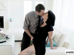 Busty Olive Glass Pleasures A Bigcock