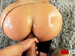 Bamvisions Oiled Up Anal Slut Christana Cinn