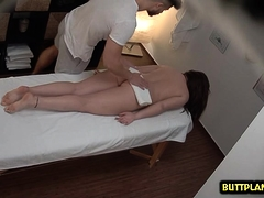 Hot Amateur Hardcore With Massage
