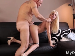 Sexy Blonde Girl Dildo And Small Little Tiny Young Skinny