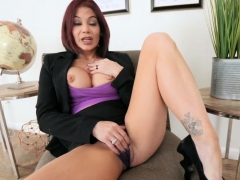 French Milf Ryder Skye In Stepmother Sex Sessions