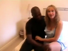 British Wife Fucks Black