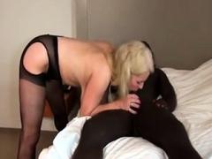 Blonde Amateur Banged Doggystyle