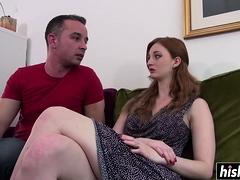 Zara Tastes A Friend Is Delicious Cock