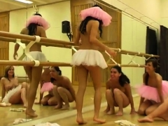 Tight Teen Pussy Hot Ballet Doll Orgy