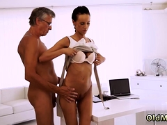 Old Man Creampie Gangbang And German Finally She's Got
