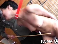 Lesbian Women Bondage Action