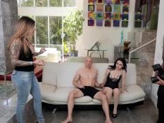 Moms Bang Teens - Karmen Karma Lenna Lux Zachary