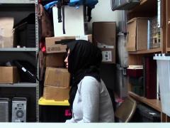 Arabic Delinquent Blows