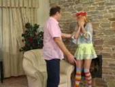 Father fucks his daughter