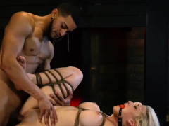 Brutal Humiliation Big-breasted Blond Hotty Cristi Ann Is