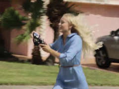 Big Booty Teasing Hd And Tight Teen Alone With A Drone