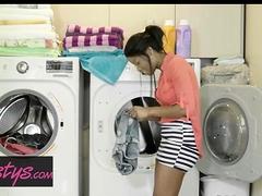 Alana Cruise , Mya Mays - Money Laundering