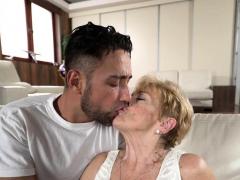 Horny Grandma Fucked