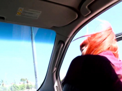 Sexy Redhead Loves To Fuck In Hardcore Fashion