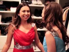 Family Strokes Crazy Chum' Companion's Step Sister Prom