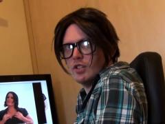 Paul Taylor Aka Nerd Pervert In Muffdiving Porn